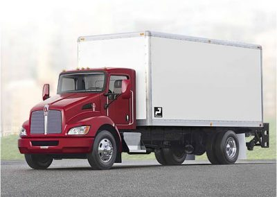 camion torton para recolección, manejo y disposición de residuos