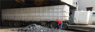 jaulas chatarreras para recolección y manejo de residuos