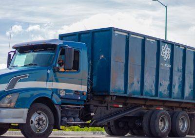 Recolección, manejo y disposición final de residuos