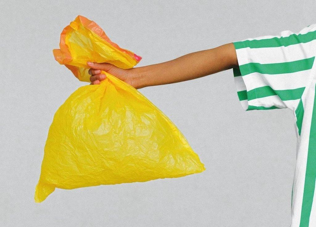 Residuos peligrosos de enfermos de covid en casa