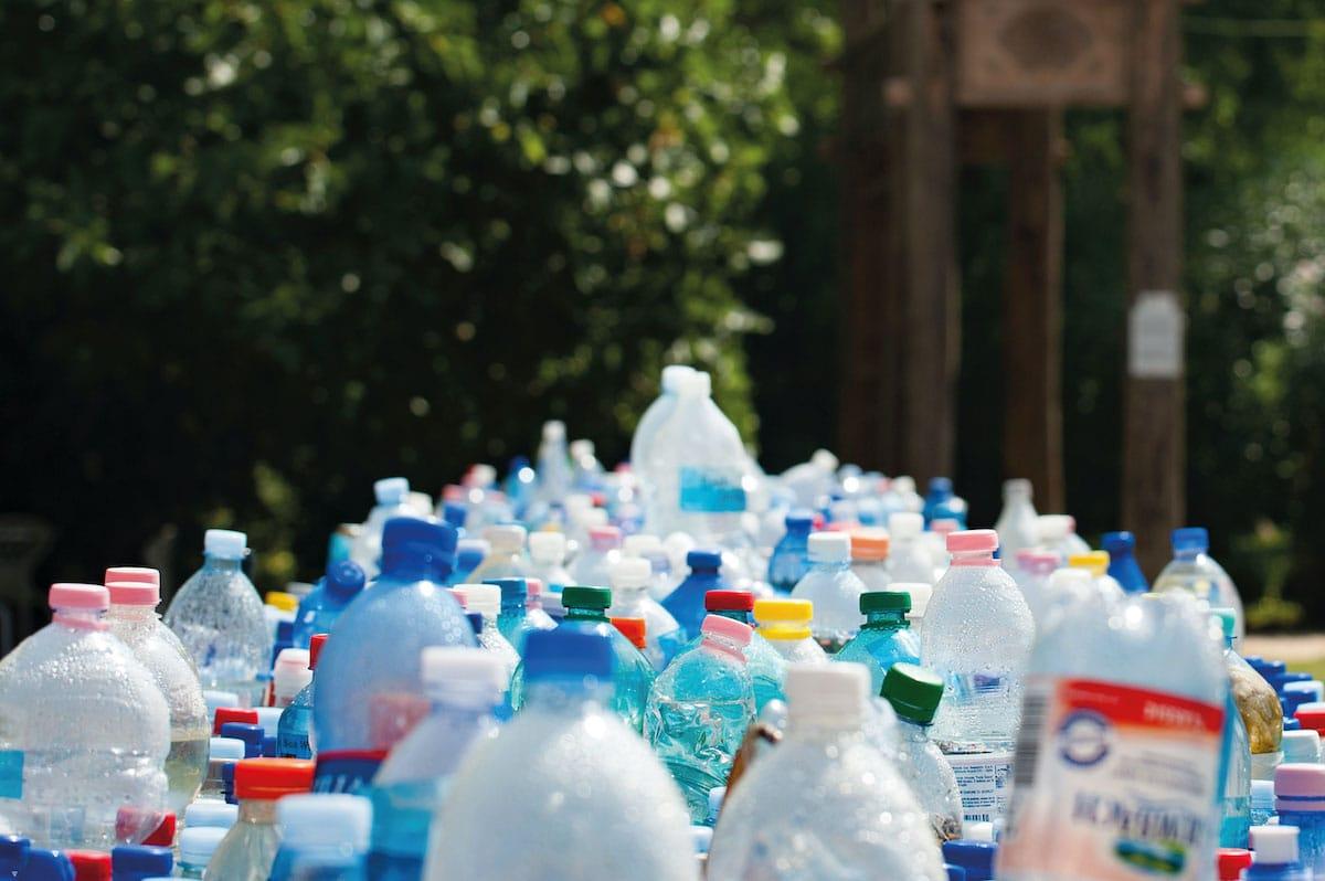 Botellas de pet reciclaje